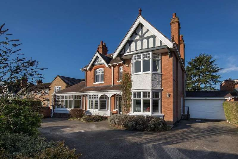 4 Bedrooms Detached House for sale in Station Road, Knowle