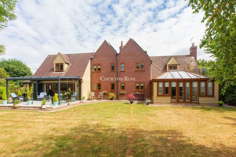 5 Bedrooms Detached House for sale in Chapel Lane, Tendring