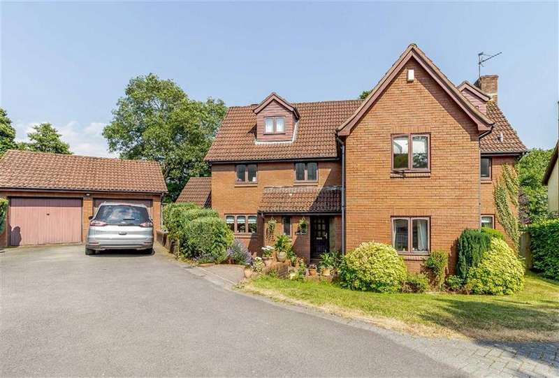 6 Bedrooms Detached House for sale in Shepherd Drive, Langstone, Newport