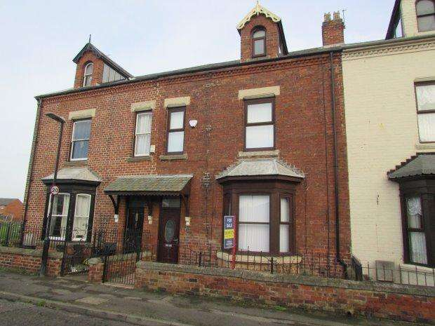 5 Bedrooms Terraced House for sale in FRIARAGE GARDENS, HEADLAND, HARTLEPOOL