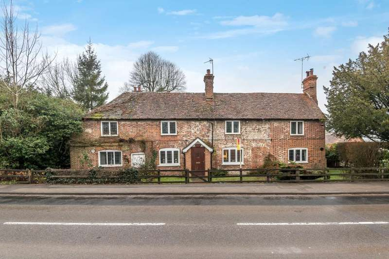 3 Bedrooms Cottage House for sale in Malthouses, Aldermaston, RG7