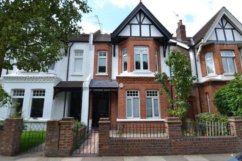 4 Bedrooms Semi Detached House for sale in Norbiton Avenue, Kingston upon Thames KT1