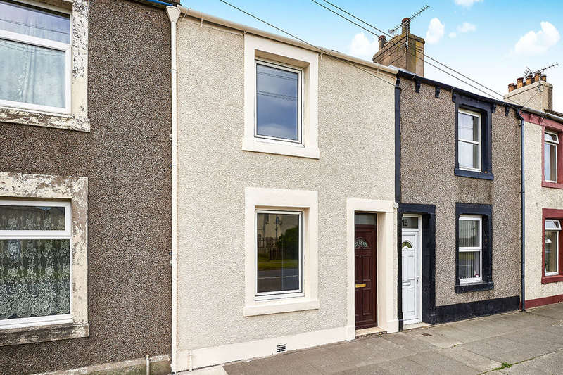 2 Bedrooms Property for sale in Mountain View, Harrington, Workington, CA14