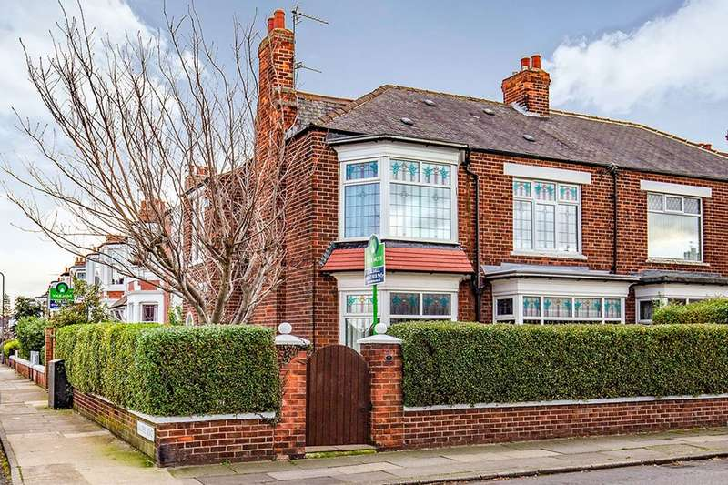 3 Bedrooms Semi Detached House for sale in Eton Road, Middlesbrough, TS5