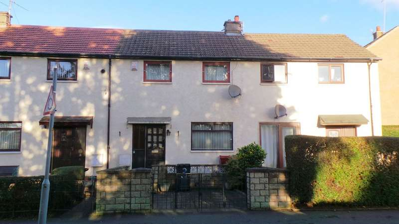 2 Bedrooms Terraced House for sale in Buttars Road, Dundee DD2