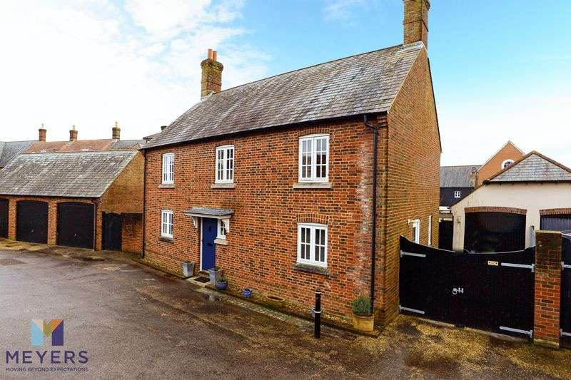 4 Bedrooms Property for sale in Kings Pitt Poundbury, Dorchester