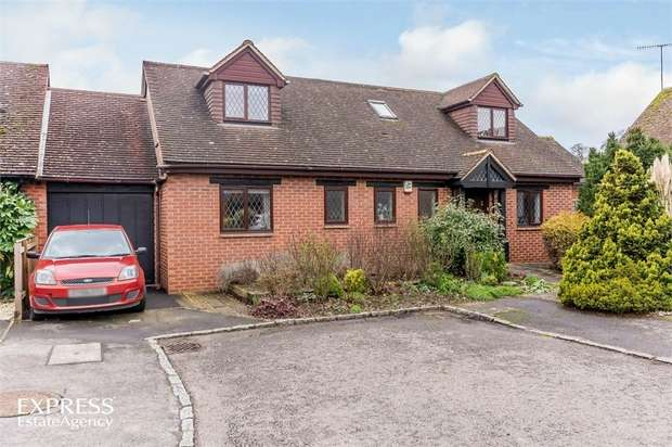 4 Bedrooms Detached House for sale in Old Station Way, Wooburn Green, High Wycombe, Buckinghamshire