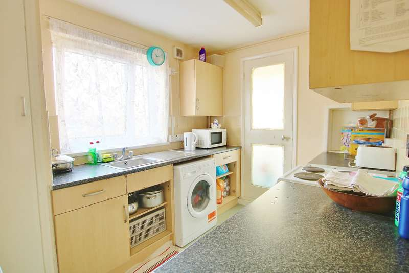 2 Bedrooms Flat for sale in York Close, Southampton