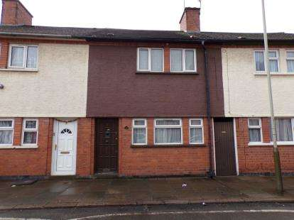 2 Bedrooms Terraced House for sale in Quenby Street, Leicester, Leicestershire, England