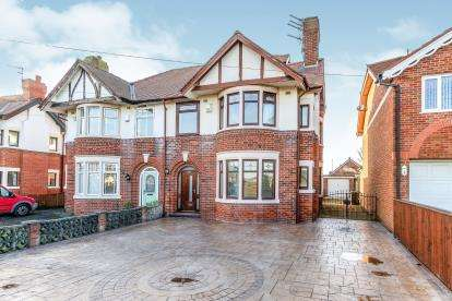 4 Bedrooms Semi Detached House for sale in Broadway, Fleetwood, Lancashire, ., FY7