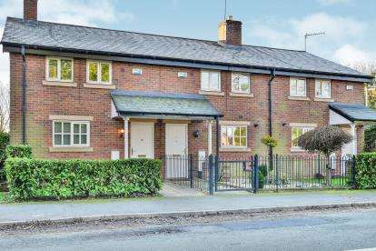 3 Bedrooms Terraced House for sale in Station Road, Styal, Wilmslow, Cheshire