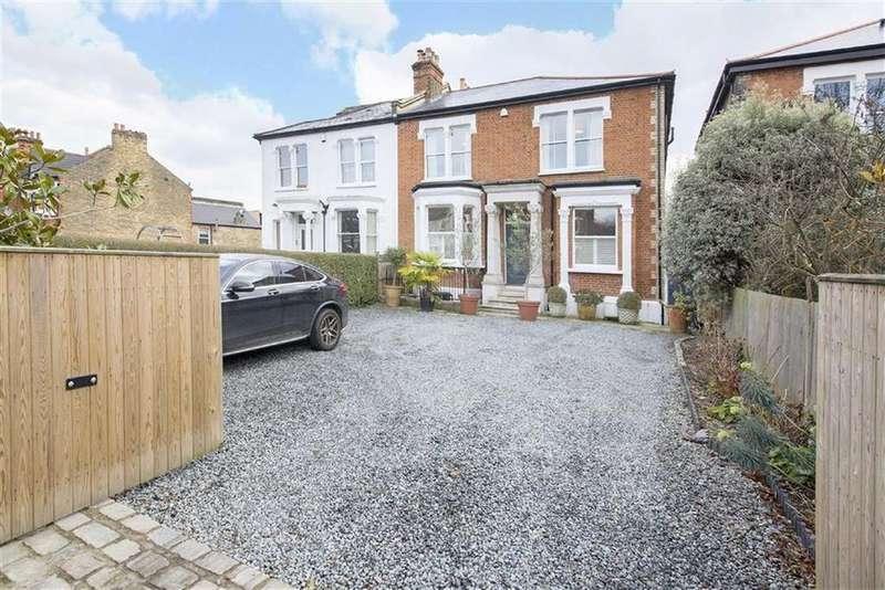 6 Bedrooms Semi Detached House for sale in Lancaster Avenue, London