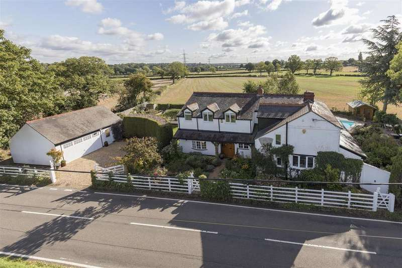 4 Bedrooms Cottage House for sale in Wood End Lane, Fillongley, Coventry