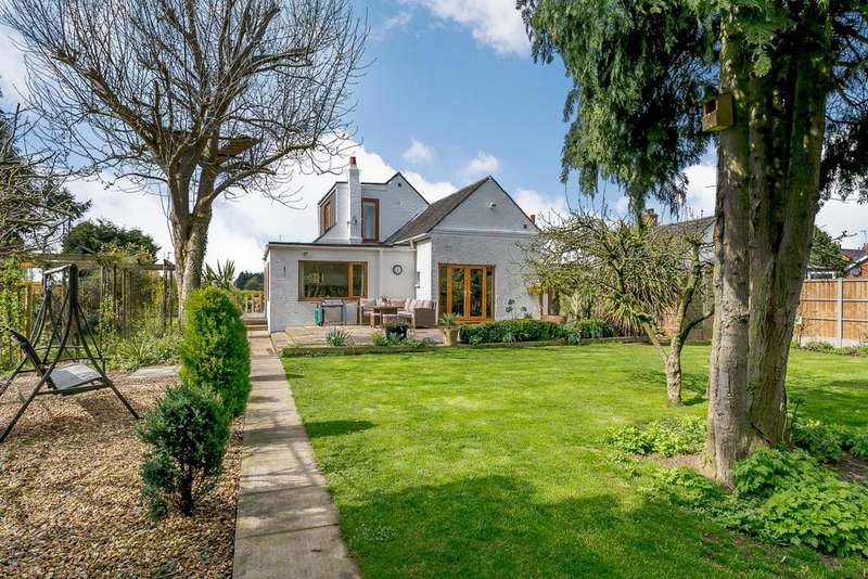4 Bedrooms Detached House for sale in Cherry Orchard Rosliston Road South, Drakelow, Burton-On-Trent. Staffordshire