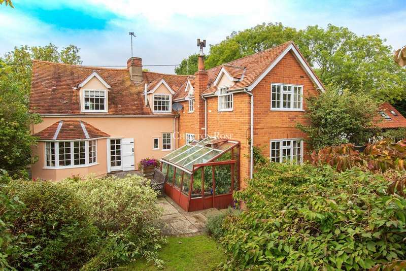 4 Bedrooms Detached House for sale in Fingringhoe, Colchester