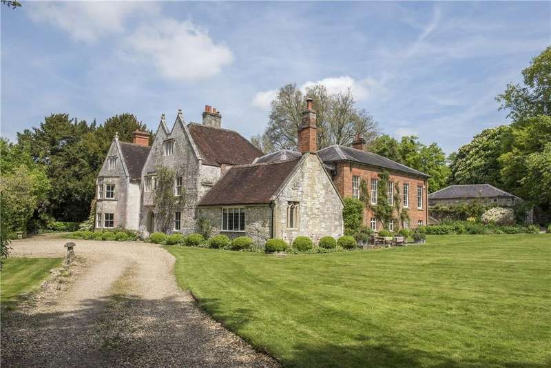 7 Bedrooms Detached House for sale in The Street, Chilmark, Salisbury, SP3
