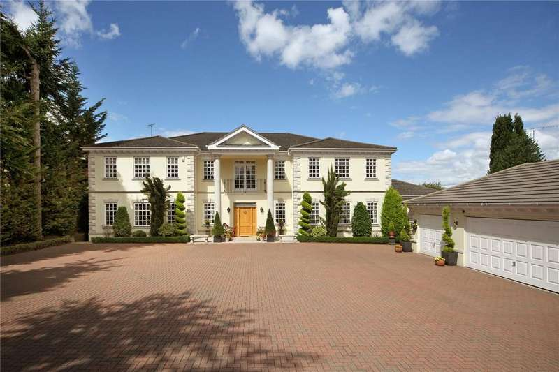 6 Bedrooms Detached House for sale in London Road, Sunningdale, Ascot, Berkshire, SL5