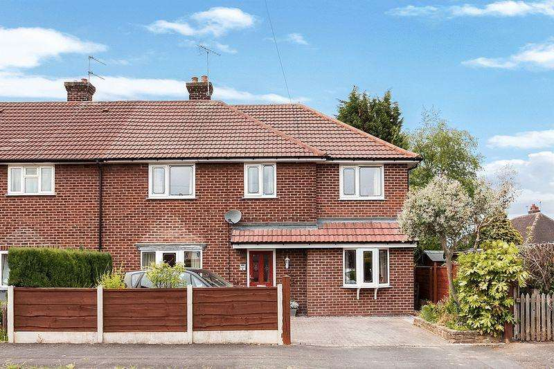 5 Bedrooms Semi Detached House for sale in Eardley Crescent, Congleton