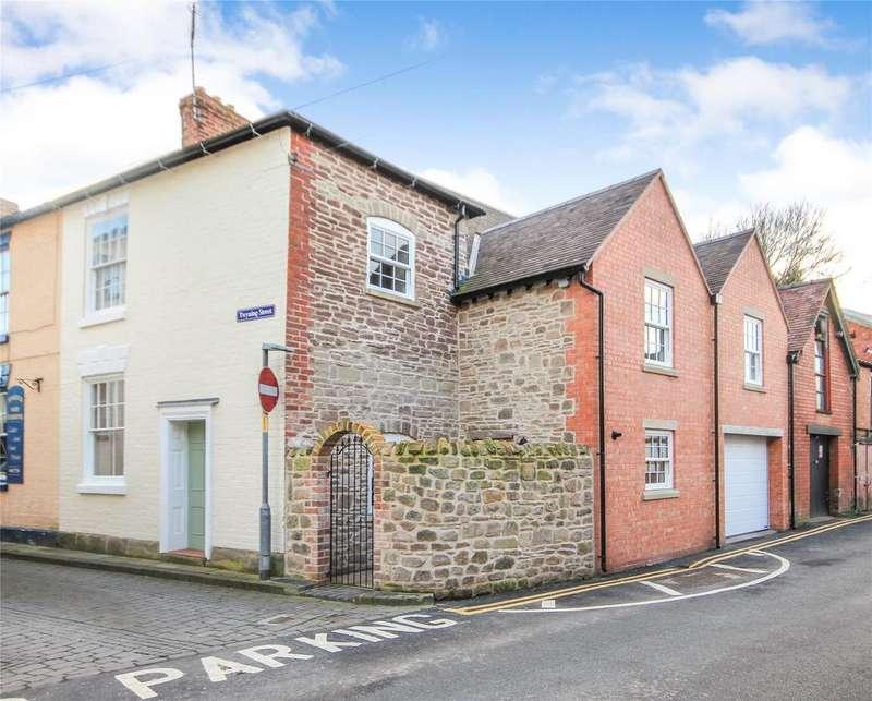 3 Bedrooms Terraced House for sale in Twyning Street, Bromyard, HR7