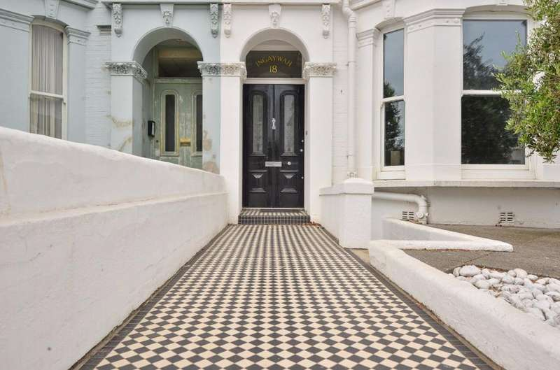 5 Bedrooms End Of Terrace House for sale in Westbourne Villas, Hove, East Sussex, BN3