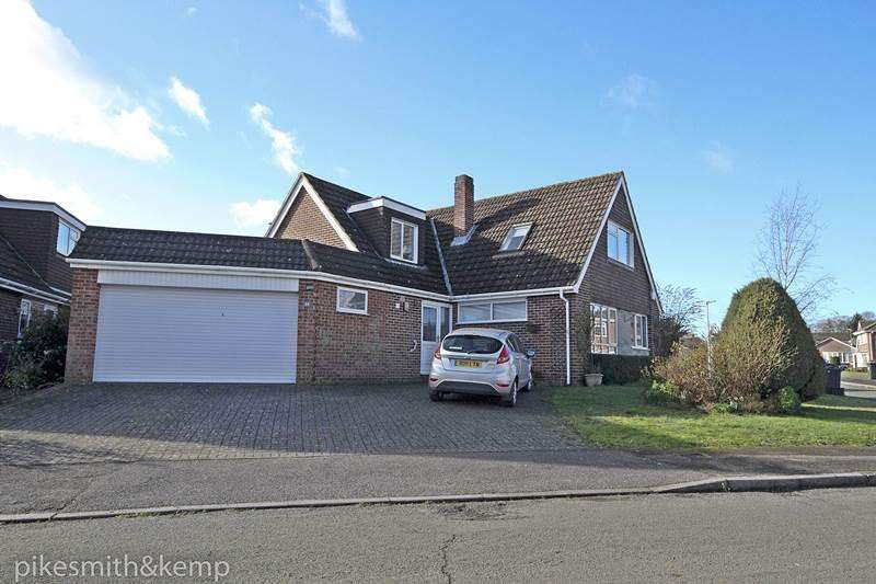 3 Bedrooms Detached House for sale in Burcot Gardens, MAIDENHEAD, SL6