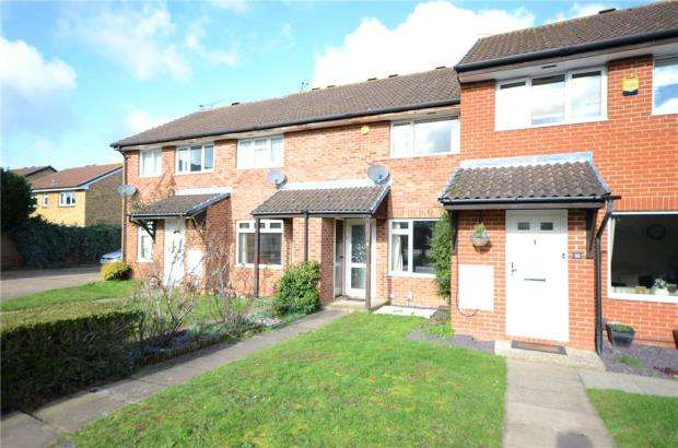 2 Bedrooms Terraced House for sale in Dunholme Close, Lower Earley, Reading