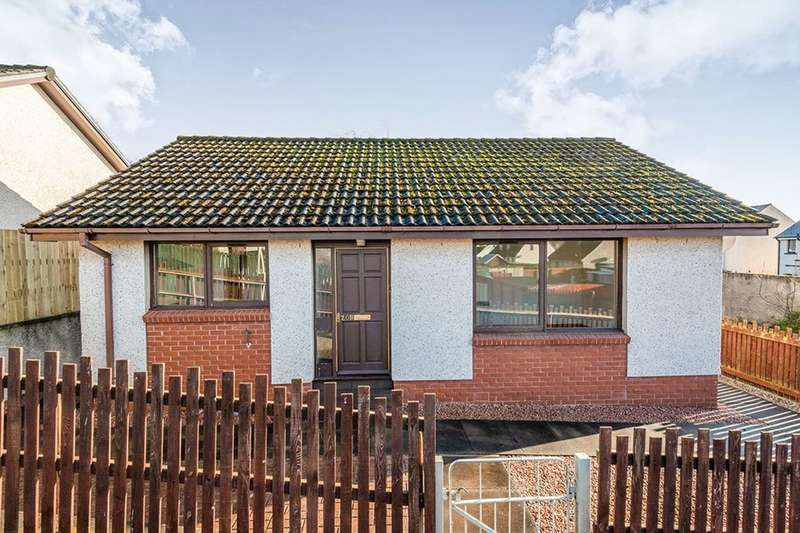 2 Bedrooms Detached Bungalow for sale in Perrins Road, Alness, IV17