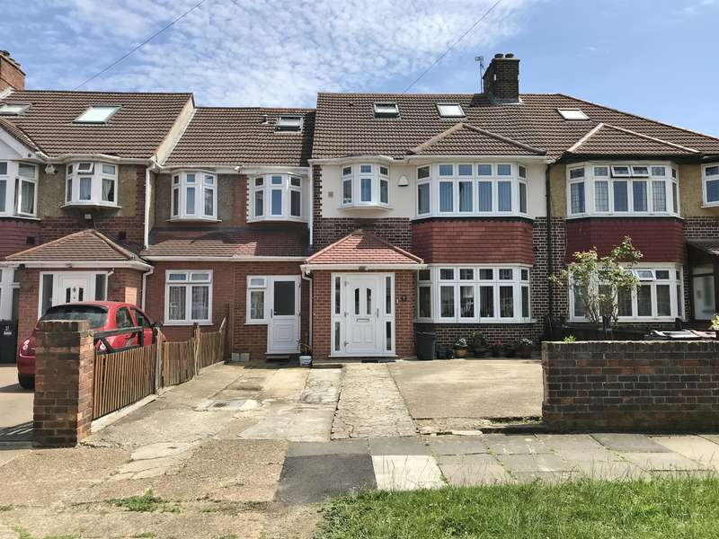 6 Bedrooms Semi Detached House for sale in Burns Way, Hounslow, TW5