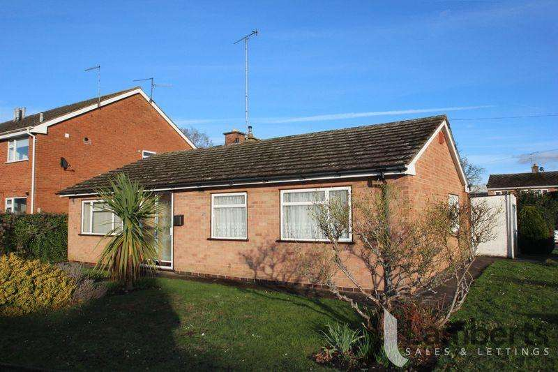 2 Bedrooms Detached Bungalow for sale in The Newlands, Studley