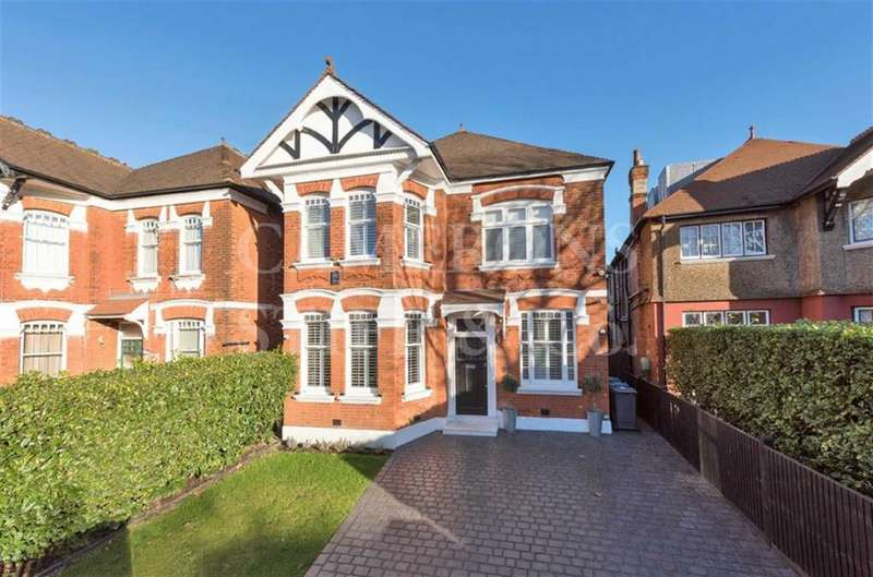 6 Bedrooms Detached House for sale in Dartmouth Road, Willesden Green, London, NW2