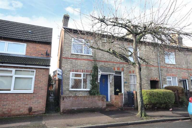 3 Bedrooms End Of Terrace House for sale in Beaconsfield Street, Prime Ministers, Bedford