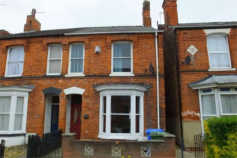 3 Bedrooms Semi Detached House for sale in Tunnard Street, Boston, Lincolnshire