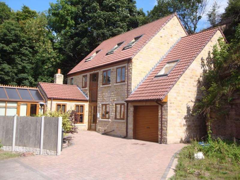 5 Bedrooms Detached House for sale in The Old School Yard, School Hill, Whiston, Rotherham, South Yorkshire