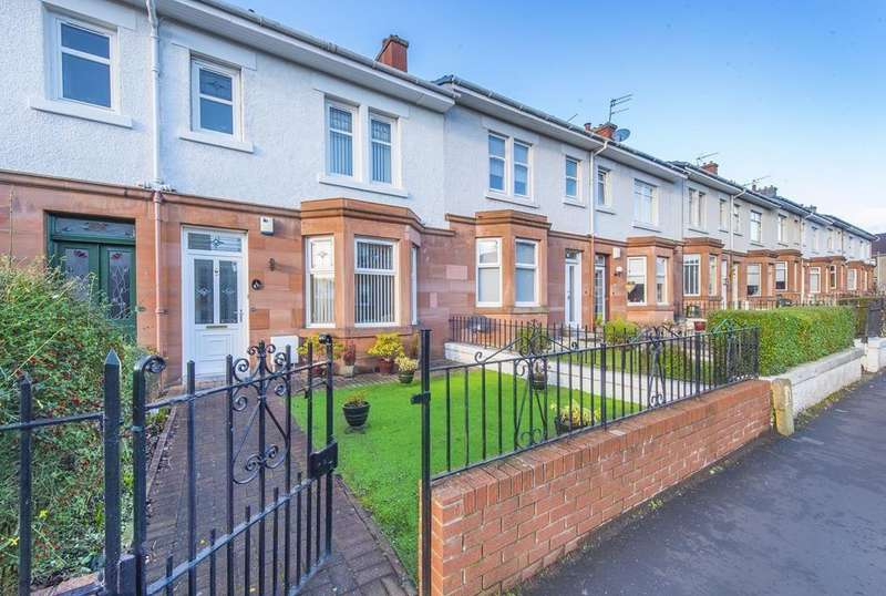 2 Bedrooms Villa House for sale in 30 Springfield Park Road, Burnside, Glasgow, G73 3RQ