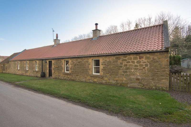 3 Bedrooms Cottage House for sale in Barrel Cottage, Liberty Hall, Haddington, East Lothian, EH41 4HF