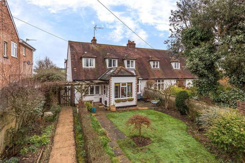 3 Bedrooms Semi Detached House for sale in High Street, Codicote, Hitchin, Hertfordshire