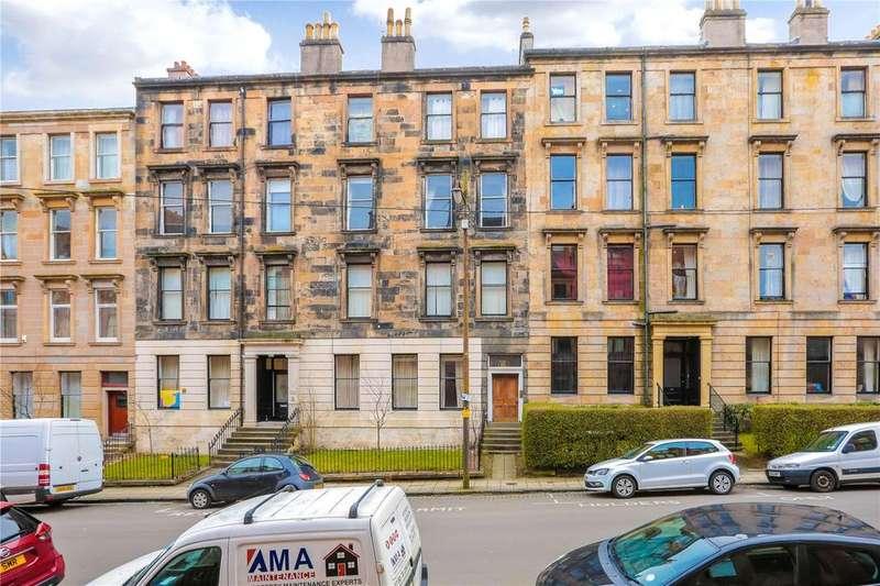 4 Bedrooms Flat for rent in 2/1, 31 Kersland Street, Glasgow, Lanarkshire, G12