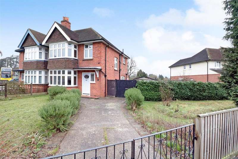 3 Bedrooms Semi Detached House for sale in Kenilworth Avenue, Reading