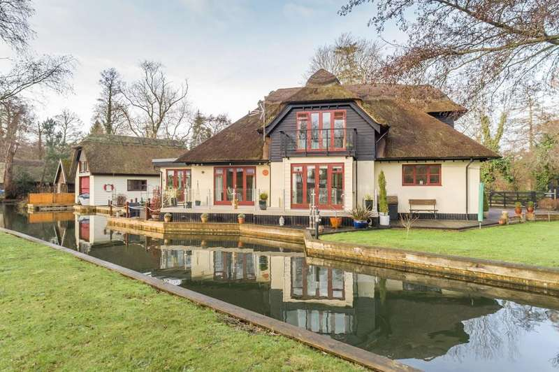 3 Bedrooms Detached House for sale in Wroxham