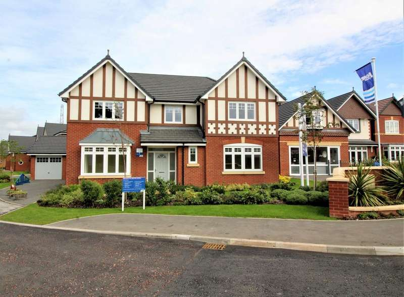 5 Bedrooms Detached House for sale in Kings Close, Kings Meadow, Blackpool, FY3
