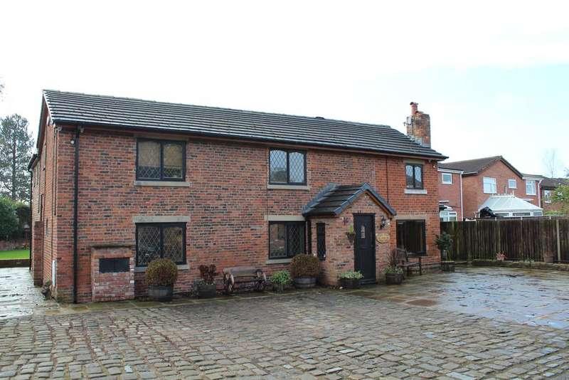 4 Bedrooms Detached House for sale in SCHOOL LANE, LEYLAND PR26