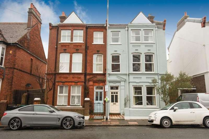 5 Bedrooms Semi Detached House for sale in Old Shoreham Road, Brighton, East Sussex, BN1