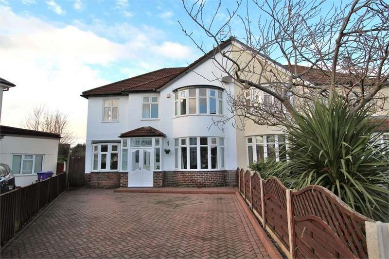 4 Bedrooms Semi Detached House for sale in Welbourne Road, Childwall, LIVERPOOL, Merseyside
