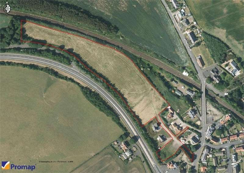 Land Commercial for sale in Burnmouth, Eyemouth, Berwickshire, Scottish Borders