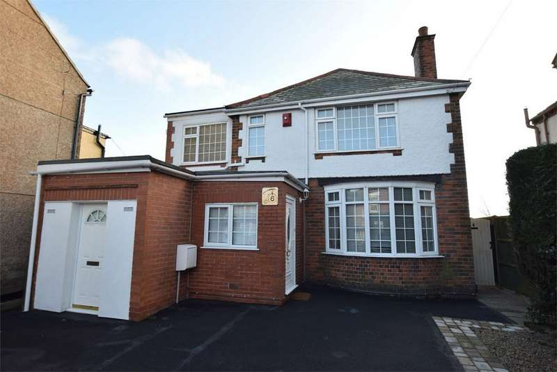 4 Bedrooms Detached House for sale in The Common, South Normanton, ALFRETON, Derbyshire