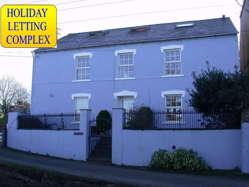 6 Bedrooms Detached House for sale in Mount Pleasant, Newport, Pembrokeshire