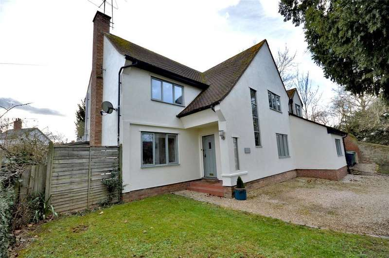 5 Bedrooms Detached House for sale in Margaret Way, Saffron Walden, Essex, CB10