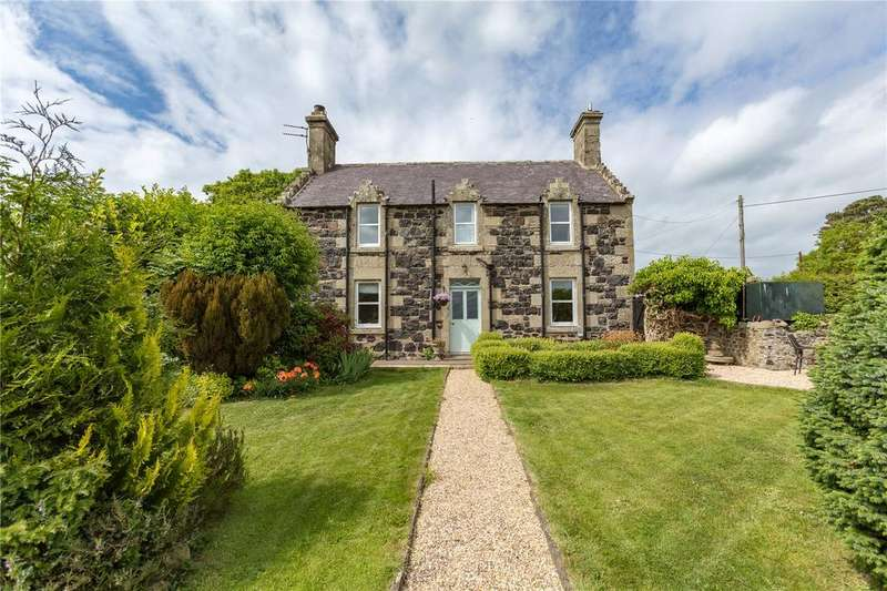 4 Bedrooms Detached House for sale in Mersington Mill, Greenlaw, Berwickshire, Scottish Borders