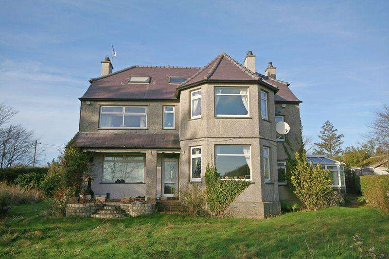 4 Bedrooms Detached House for sale in Llanfachraeth, Anglesey