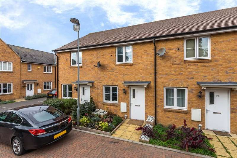 2 Bedrooms Terraced House for sale in Old School Drive, Wheathampstead, St. Albans, Hertfordshire